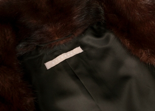 Woll coat from Stefanel