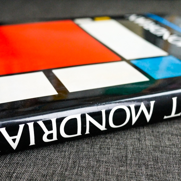 The book of Piet Mondrian